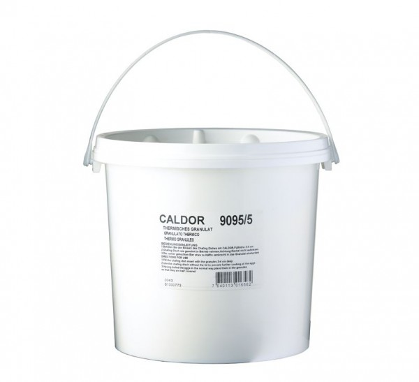 Caldor, thermisches Granulat