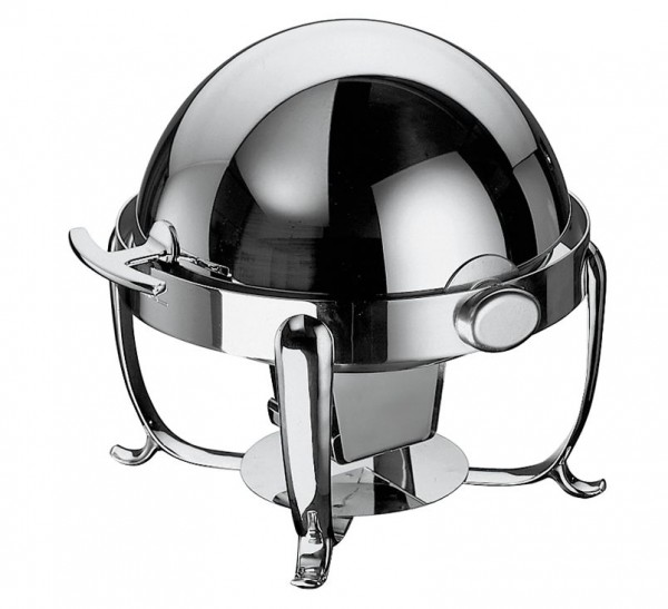 Chafing Dish mit Rolltop RONDO RENAISSANCE 40cm