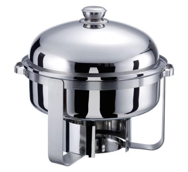 Chafing Dish, 30 cm, rund