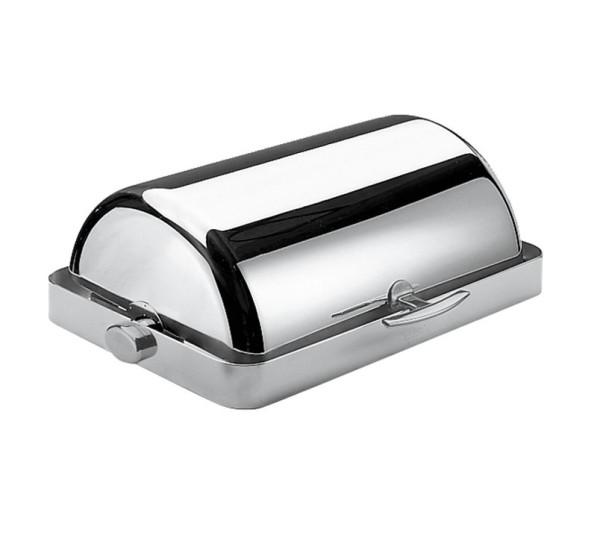 Chafing Dish mit Rolltop RONDO EINBAU GN1/1