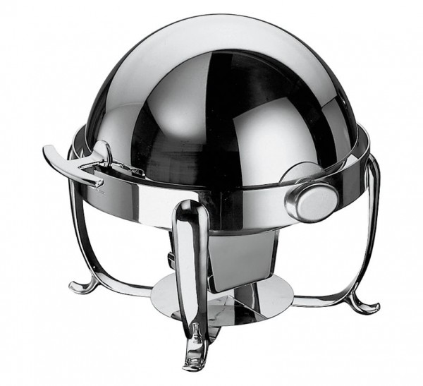 Chafing Dish mit Rolltop RONDO RENAISSANCE 30cm